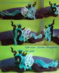 Life-size Queen Chrysalis for sale by agatrix