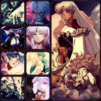 The Legend of Lord Sesshomaru by Syleria11