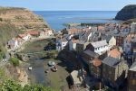 Staithes From Above by bobswin