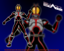 Kamen Rider 555 wallpaper by HK666
