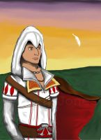 To The End-Ezio Auditore by KelsiJGD