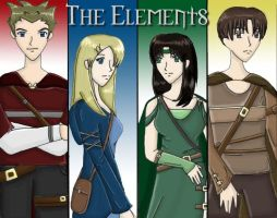 The Elements by Coni