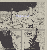 Naruto 670 Sage Of The Six Paths Spoiler by IITheYahikoDarkII