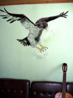 eagle in room by me3xR