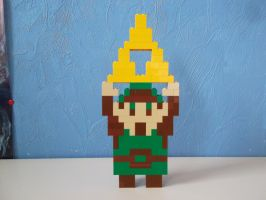 LEGO  Legend of Zelda 1 by ProfMadness