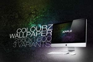 Colourz Wallpaper by NKspace