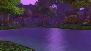 night elves are lucky by schediaphilia
