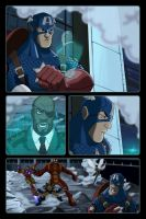 Avengers cartoon - Pag 01 by fernandogoni