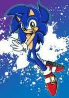 .:Sonic Colored:. by FilipaTheHedgehog