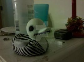 jack skellington rubber duck by Garnier-FX