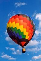 Hot Air Balloon 006 by ztigger2
