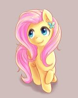 Draw Fluttershy by NinjaHam