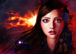 The impossible girl by SoniaMatas