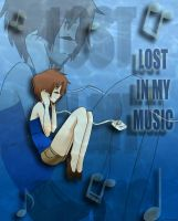 Lost in my music by Jeffanime