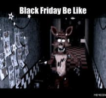 Black Friday Be Like by Volcobo