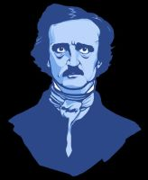 The Eyes of Edgar Allan Poe by anderpeich