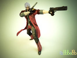 Dante by robobbiebob