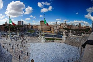 rome by uurthegreat