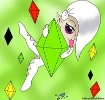 Ghirahim with Plumbob by xBooxBooxBear