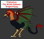 Fakemon: Trialcatrice by Piplup-Luv