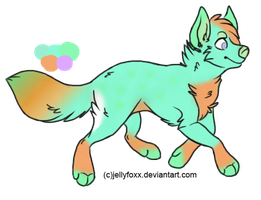 Adoptable wolf! Closed by Eutniz