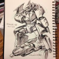 March of Robots 21/31 by Mecha-Zone