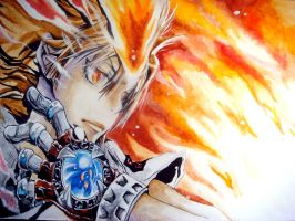 Tsuna by EvanRank