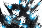 Psycho-Pass by Deneky