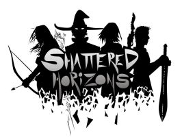 Shattered Horizons - mod logo by raven8t8