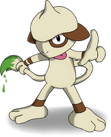 Regular Smeargle by Kumata