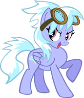 Cloudchaser Vector x by ArtPwny