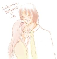 Lithuania belarus cute by dasistlitti
