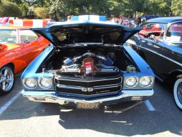 1970 Chevrolet Chevelle SS by Brooklyn47