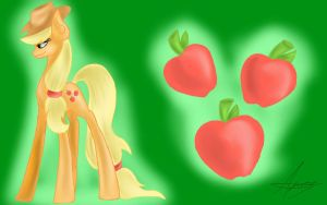 Apple Jack  by Artistic-Light99