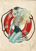 Hey Sailor by herby62