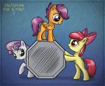 Talisman for a pony 2: Cover by Sirzi