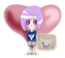 iloveyou by munchii3