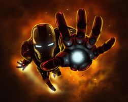 IronMan by LucasHartes