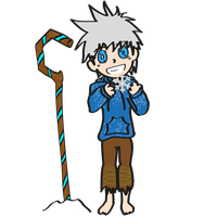 I ll Give you My Heart Jack Frost-01 by MetalJacksonFire