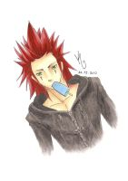 Axel by kappa9