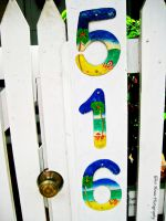 Conch Republic House Sign by GlassHouse-1