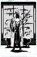 The Punisher Commission by kewber
