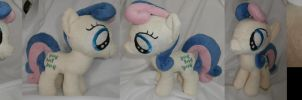 Filly Bon Bon (Sweetie Drops) Plush [FOR SALE] by Uminohoshi