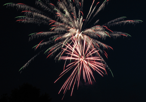Firework Image 0552 by WDWParksGal-Stock