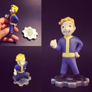Vault tec boy by vrlovecats
