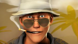 Fear and Loathing in 2Fort by MrRiar