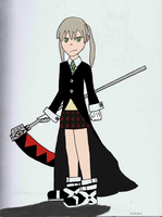 Soul Eater: This is my Gameface by battleknight245