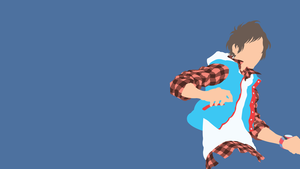 Junpei - 9 Hours 9 Persons 9 Doors wallpaper by LimeCatMastr