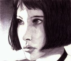 Mathilda by Nachan