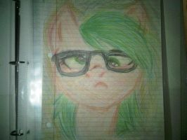 Le me draw Peach Streak new style of color by EmOxFuRrYxRaVe